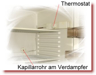 k hlschrank thermostat ersatzteile reparatur. Black Bedroom Furniture Sets. Home Design Ideas